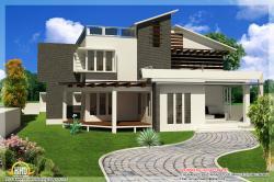 Extraordinary New Contemporary Mix Modern Home Designs Interior