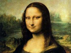 Leonardo DaVinci's 'Mona Lisa' - the Irish connection