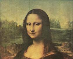 Wallpaper Tags: vinci mona lisa fine
