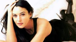 Monica Bellucci - an italian actress, celebrates today 50 years - Tatjana Zolotova