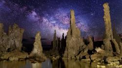 Chasing The Night - Mono Lake