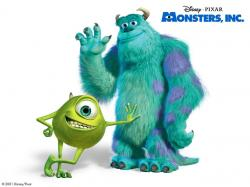 ... monsters-inc-wallpaper ...
