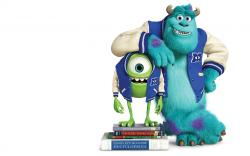 Disney Monsters, Inc. Cartoons