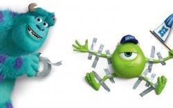 Related For Monsters University Disney Animation Cartoon. Monsters University Animation Movie HD Wallpaper