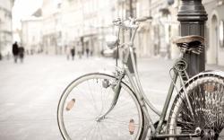 Mood Bicycle City Street
