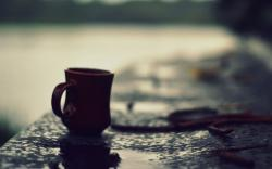 Mood Cup Beautiful Photo HD Wallpaper