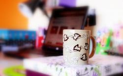 Mood Cup Notebook Photo