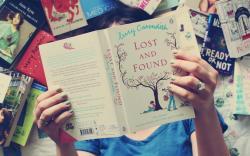 Mood Book Girl Photo