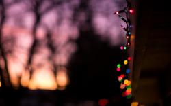 Mood Holiday New Year Lights Christmas Decoration