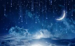 Free Moonlight Wallpaper