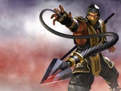 Mortal Kombat: Scorpion - Papel de Parede