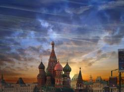 ... Moscow Wallpaper ...