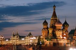 Russian St. Basil's Cathedral Wallpaper HD