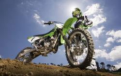 Motocross Bike Wallpaper