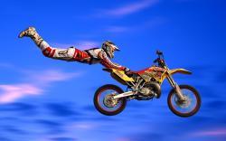 Motocross Superman
