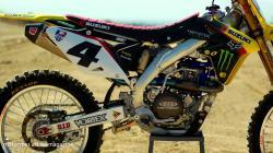 Inside Ricky Carmichael's Suzuki RMZ450-Motocross Action Magazine