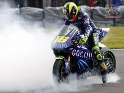 Valentino Rossi - Yamaha M1