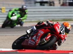 AMA Pro Racing and Miller Motorsports Park officials couldn't come to an agreement, so there will be no AMA Pro Racing at Miller during World Superbike ...