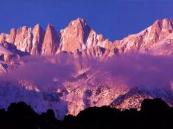 Desktop backgrounds · Animal Life · Nature California, Mount Whitney
