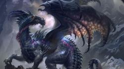 Mountain dragon HQ WALLPAPER - (#112712)