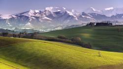 Description: The Wallpaper above is Mountains meadows Wallpaper in Resolution 1366x768. Choose your Resolution and Download Mountains meadows Wallpaper