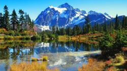 Beautiful Mountains Scenery Wallpaper