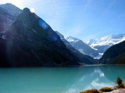 Lake Louise Mountainscape by muka3D Lake Louise Mountainscape by muka3D