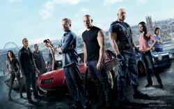 Fast And Furious 6 Movie Wallpaper HD 2013