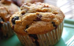 Blueberry Muffin wallpaper