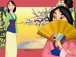 Mulan - classic-disney Wallpaper