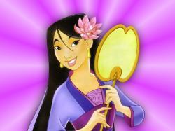 Mulan Princess Wallpaper HD Free