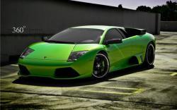 Cars Lamborghini Murcielago 360 Forged Fresh New Hd Wallpaper