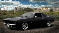 Muscle Cars black