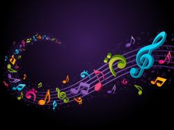 Colorful Music Wallpapers