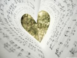 Love Music HD Wide Wallpaper for Widescreen