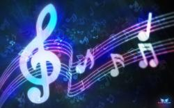 Here is music wallpaper. My cousin, Timmy, loves music wallpaper and is always looking for new ideas to use on his computer.