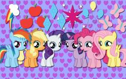 My Little Pony Friendship is Magic My Little Pony Wallpapers