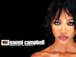 Desktop Wallpapers - Naomi Campbell face - Models | Free Desktop Backgrounds 1024x768