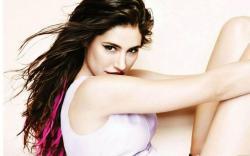 Actress Nargis Fakhri ...