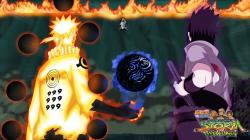 Sage of Six Paths Naruto & Rinnegan Sasuke vs Rikudo Madara - Naruto Storm Revolution