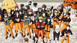More Naruto wallpapers