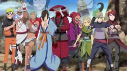Naruto Shippuden wallpaper 2560x1440