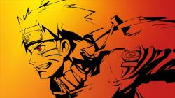 Naruto Uzumaki Cool Graphic