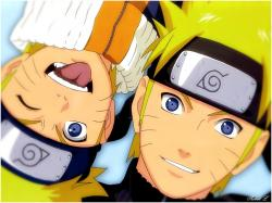 As the show goes on Naruto gains real experience, he recognizes what works and what doesn't, sure he has his go to lines, antics, and moves; but he grows as ...
