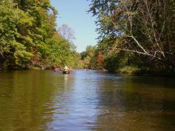 File:Pere Marquette River in Fall Manistee National Forest.JPG