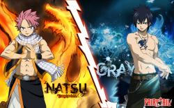 AAepicness Fairy Tale Natsu and Gray