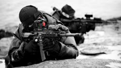 Exciting Us Navy Seals Wallpaper Sniper