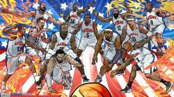 TEAM USA 2012 Olympic Wallpaper
