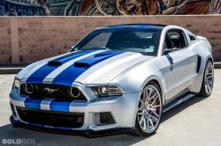 2013 Ford Need for Speed Mustang 1024 x 770