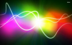 Extraordinary Neon Wallpaper Colorful Background 1680x1050px